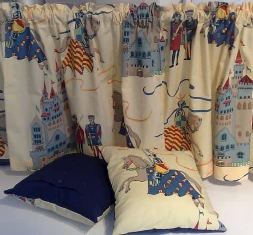 children curtain